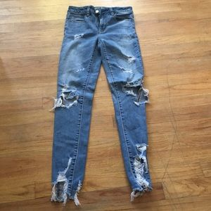 American Eagle jegging jeans